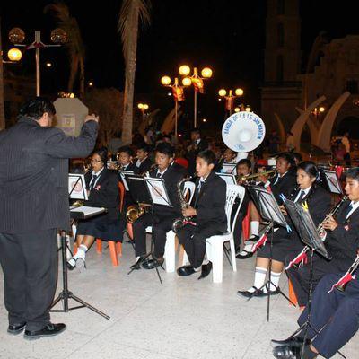 Alcalde anuncia la creación de la Sinfónica Municipal en Sechura.