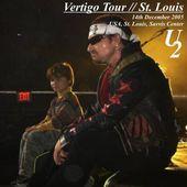 U2 -Vertigo Tour -14/12/2005 -St. Louis -MO -USA -Savvis Center - U2 BLOG