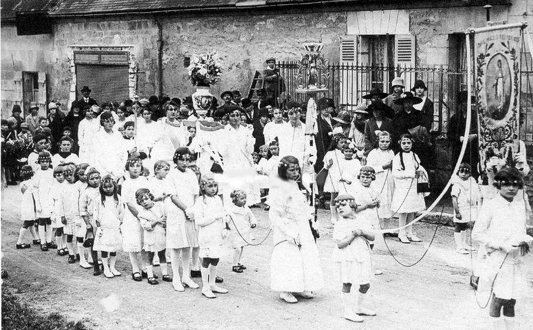 Album - le village de Precy-sur-Oise, le bouquet provincial