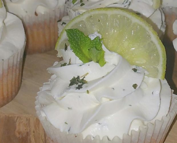 Cupcake Mojito