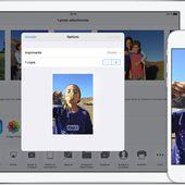 Impression à l'aide d'AirPrint depuis votre iPhone, iPad ou iPod touch