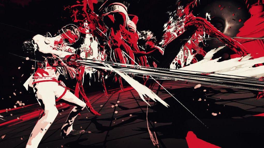 Sexy, stylé, hyper violent, drole, Suda51 c'est un peu tout cela Killer is Dead