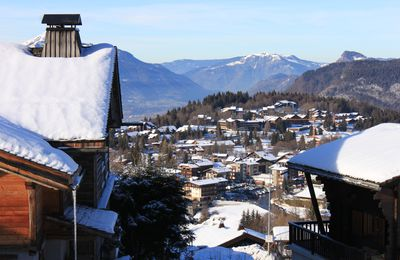 Les Carroz, charme et traditions d'un authentique village de montagne