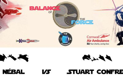 Balance of the Force, round 4: Nébal (Scum and Villainy) vs Stuart Confrey (Republic) (battle report in English)