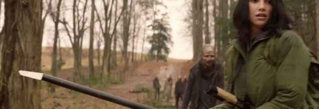 """Découvrez les premières images de la série """" The Walking Dead : World Beyond"""" disponible le 5 octobre sur Amazon Prime Video"""