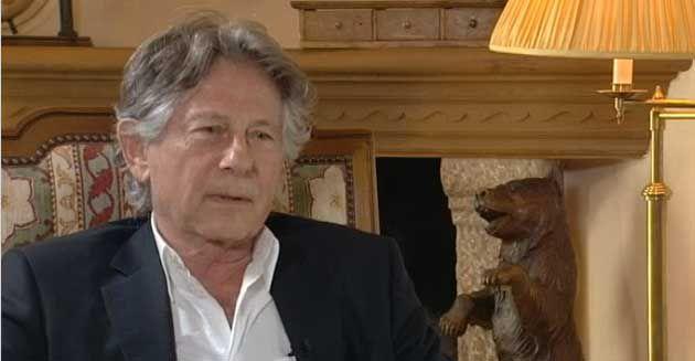 Vidéo : interview de Polanski pour la télévision suisse.