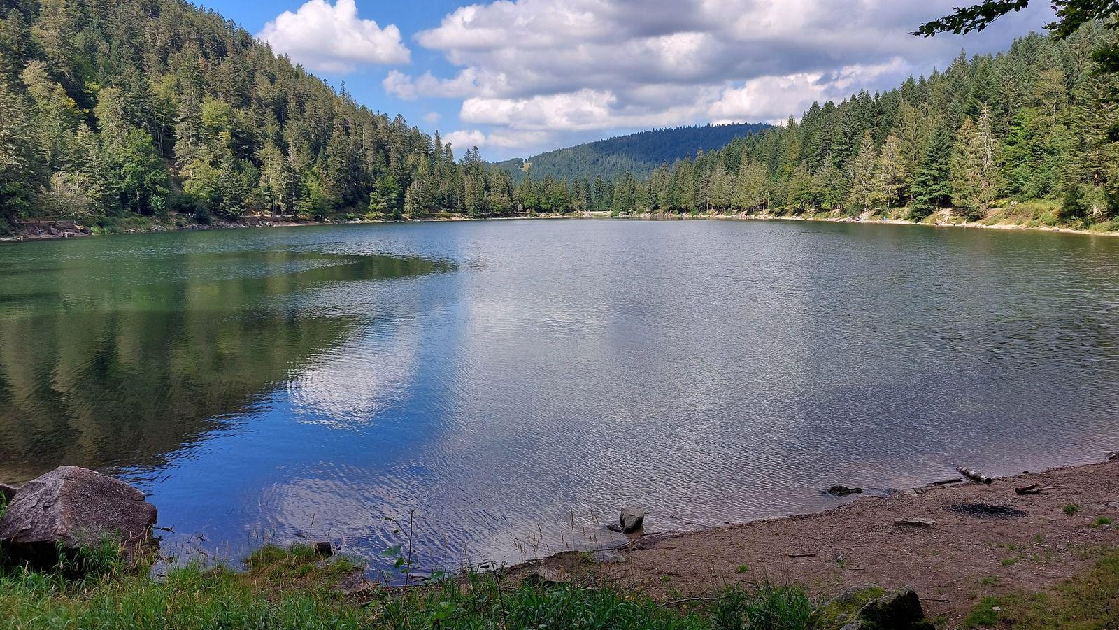 Randonnée au Lac des Corbeaux,  dimanche 26 septembre 2021
