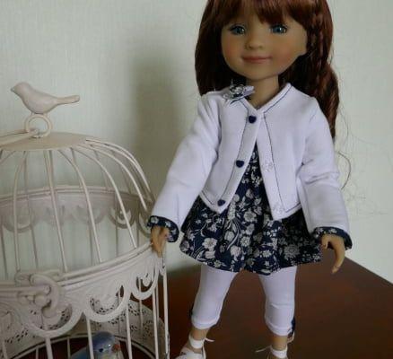 La tenue de Martine