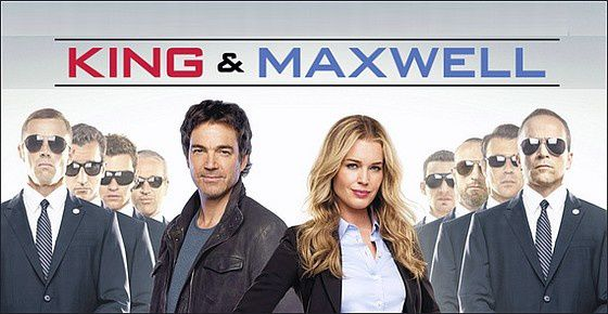 Critiques Séries : King and Maxwell. Intégrale.