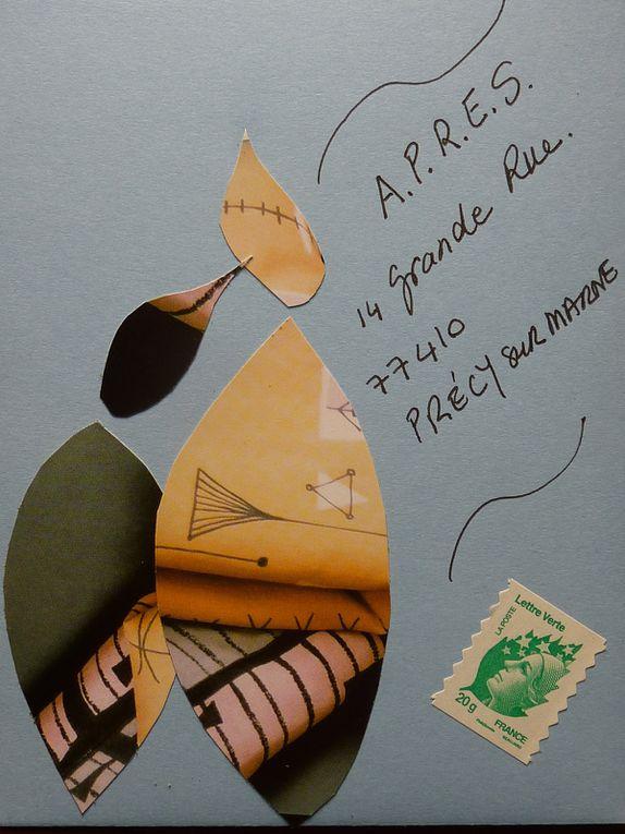 la collec des enveloppes 💕