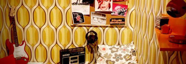 Les années 70 ont fait rimer mode et musique. Patrick Juvet aussi !