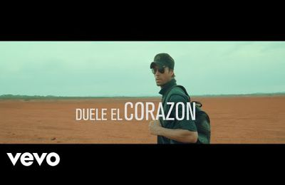 DUELE EL CORAZON - Enrique Iglesias ft. Wisin