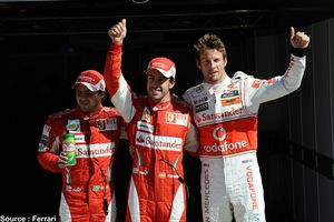 Jenson Button remplace Felipe Massa