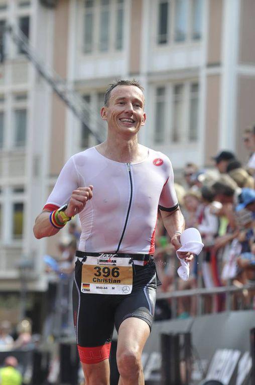 Ironman European Championship Frankfurt (09.07.2017)