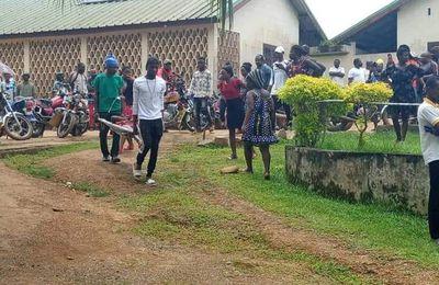 Massacre des élèves à Kumba: La réaction amère de la diaspora combattante Camerounaise de Belgique
