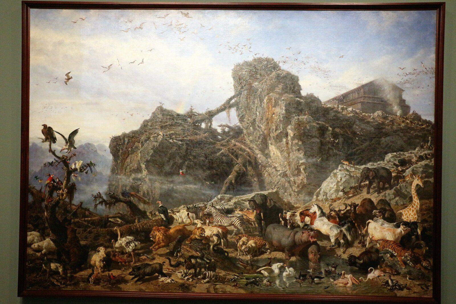 Les origines du monde - l'invention de la nature au XIXe siècle (I/II)