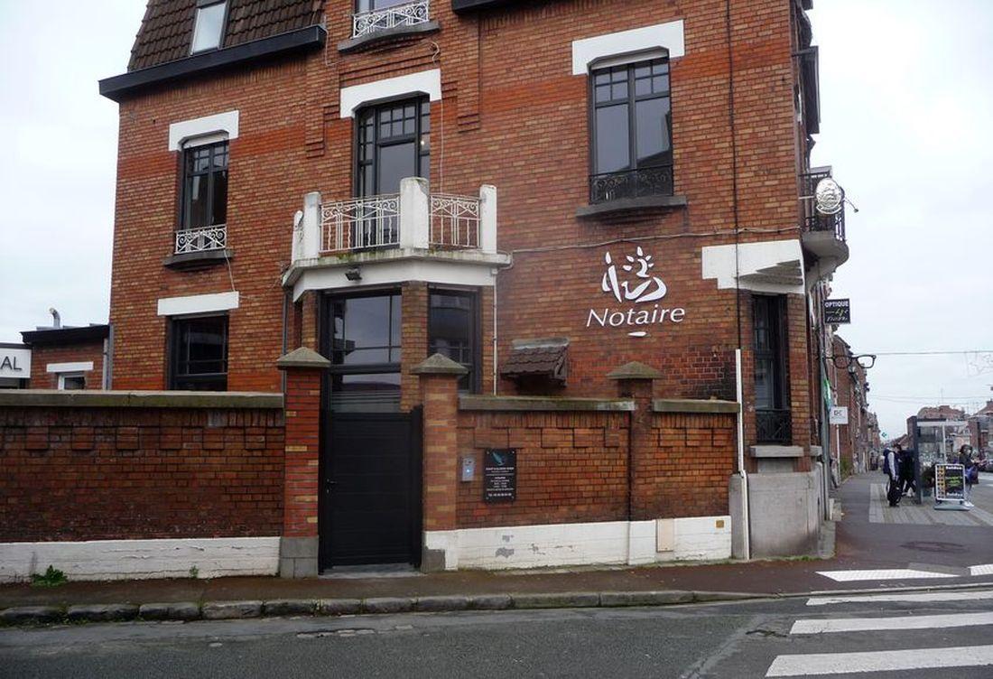 Nouvelle adresse au 108, rue de Lille Halluin - Février 2021.