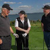 The Edge et Bill Clinton au golf 18/11/2016 - U2 BLOG