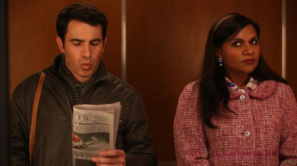 Critiques Séries : The Mindy Project. Saison 4. Episode 13.