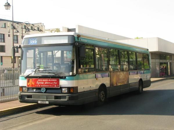 Album photos des Bus