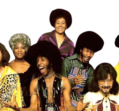 Sly & The Family Stone -Everyday People