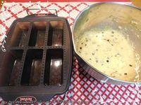 Petits cakes healthy banane & pépites de chocolat IG BAS