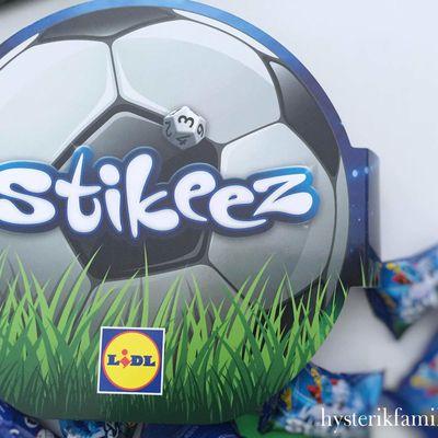 En attendant l'euro 2016, avec Stikeez ! [concours]