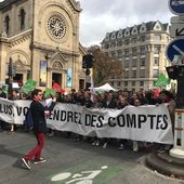 Anti-PMA : la colère d'une manifestante