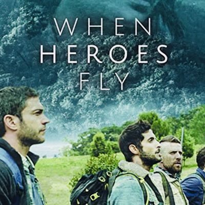 When heros fly ....