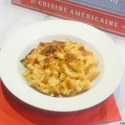 Le mac and cheese