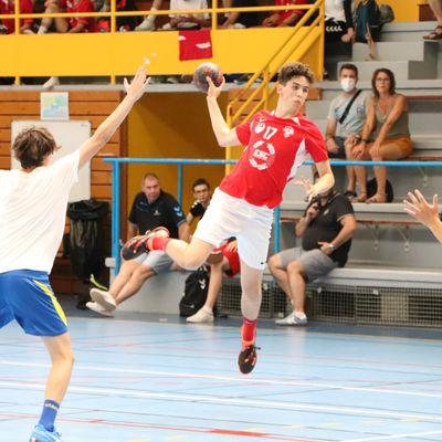 Les U17 de Bron/Vénissieux échouent en finale