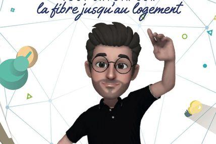 Fibre (FttH) : La Collectivité de Saint-Barthélemy édite un dépliant informatif !