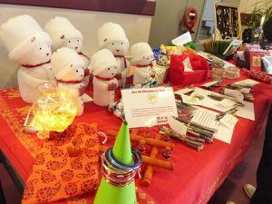 Après-midi Yoga et vente d'objets cadeaux, Soli'Sacs (en matériaux recyclés)