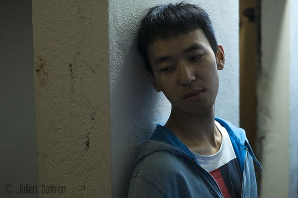 Test, then shoot with Mingqiang in Lyon