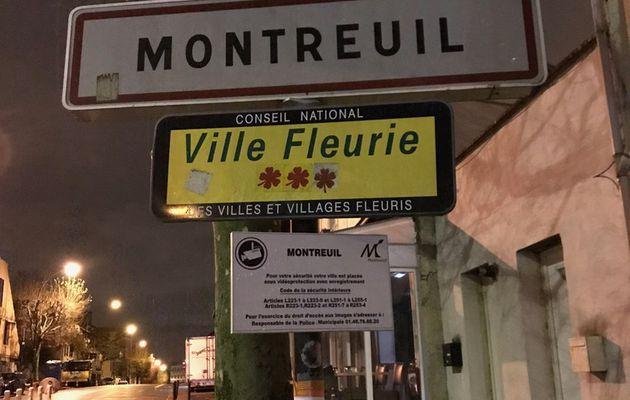Nous voulons des coquelicots à Montreuil Déjà un an