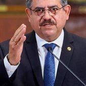 Pérou : le président par intérim Manuel Merino démissionne