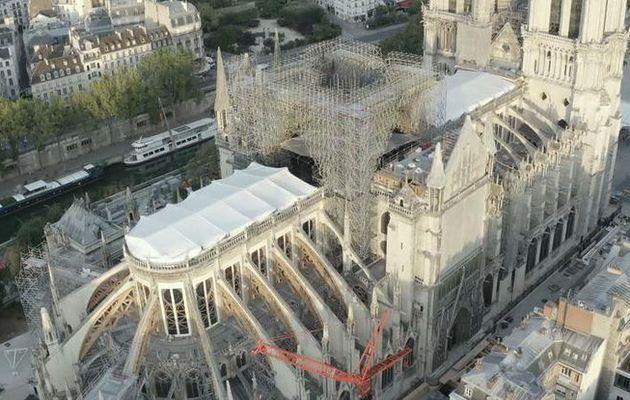 Grande soirée autour de Notre-Dame de Paris le jeudi 24 décembre sur France 2