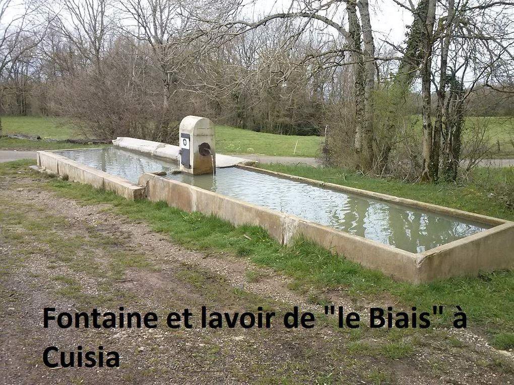 Lavoirs et fontaines du Jura