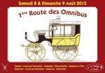 1° route des Omnibus 8 § 9 Août 2015