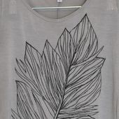 Merrick's Art // Style + Sewing for the Everyday Girl: Feather Tee (Tutorial)