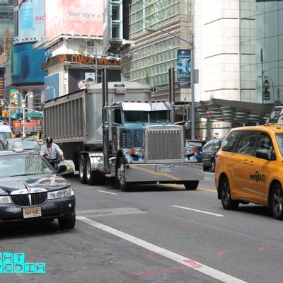 Bustour durch Downtown