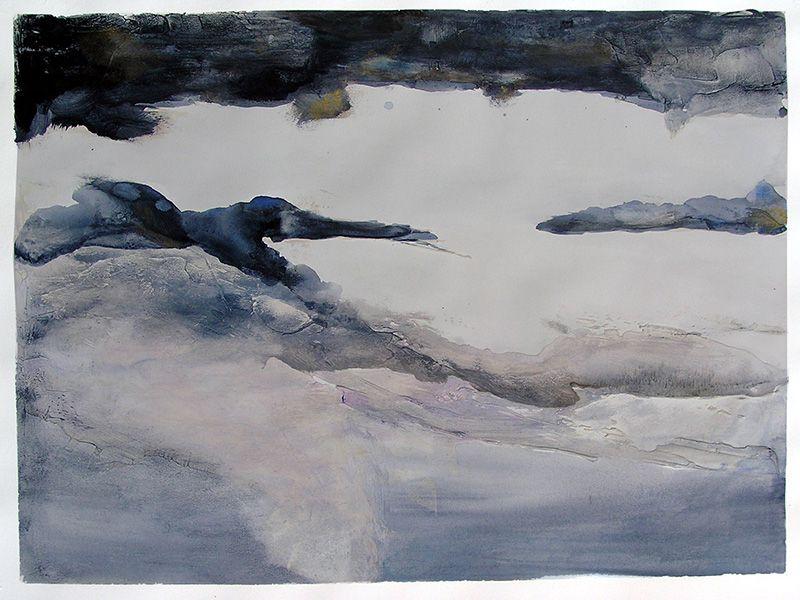 2 peintures de Maïko Combe-Kato