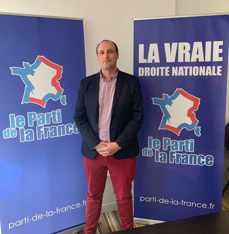 Compte-rendu du Bureau politique du Parti de la France (12/09/20)