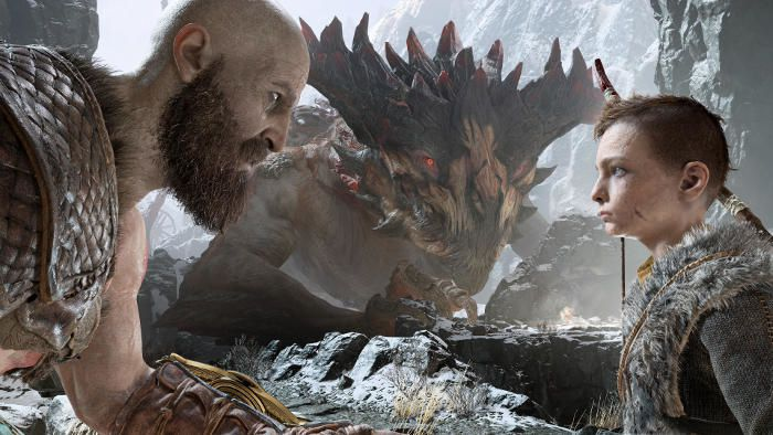 #Gaming : God of War sur #PS4 - Disponible le 20 avril 2018 !