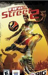 Download Game FIFA Street 2 PPSSPP ISO CSO For Android