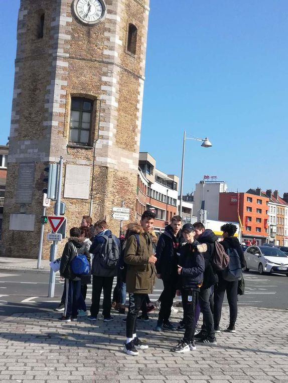 SMFR19 Humanity City Tour Dunkirk