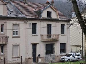 N° 28 et N° 30 rue saint Jean à Algrange - Habitations