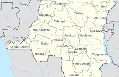Gentilés de la RDC
