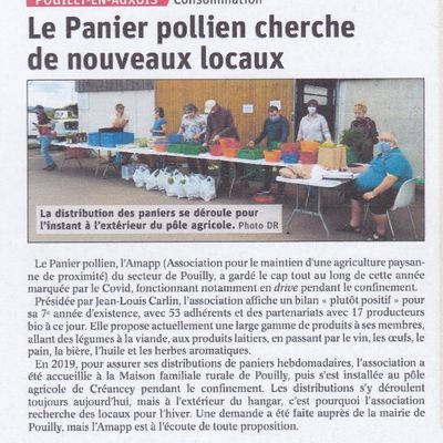 Article du Bien Public
