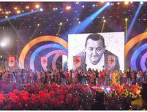 Spéciale bénévoles... dans l'oeil des Enfoirés 2011